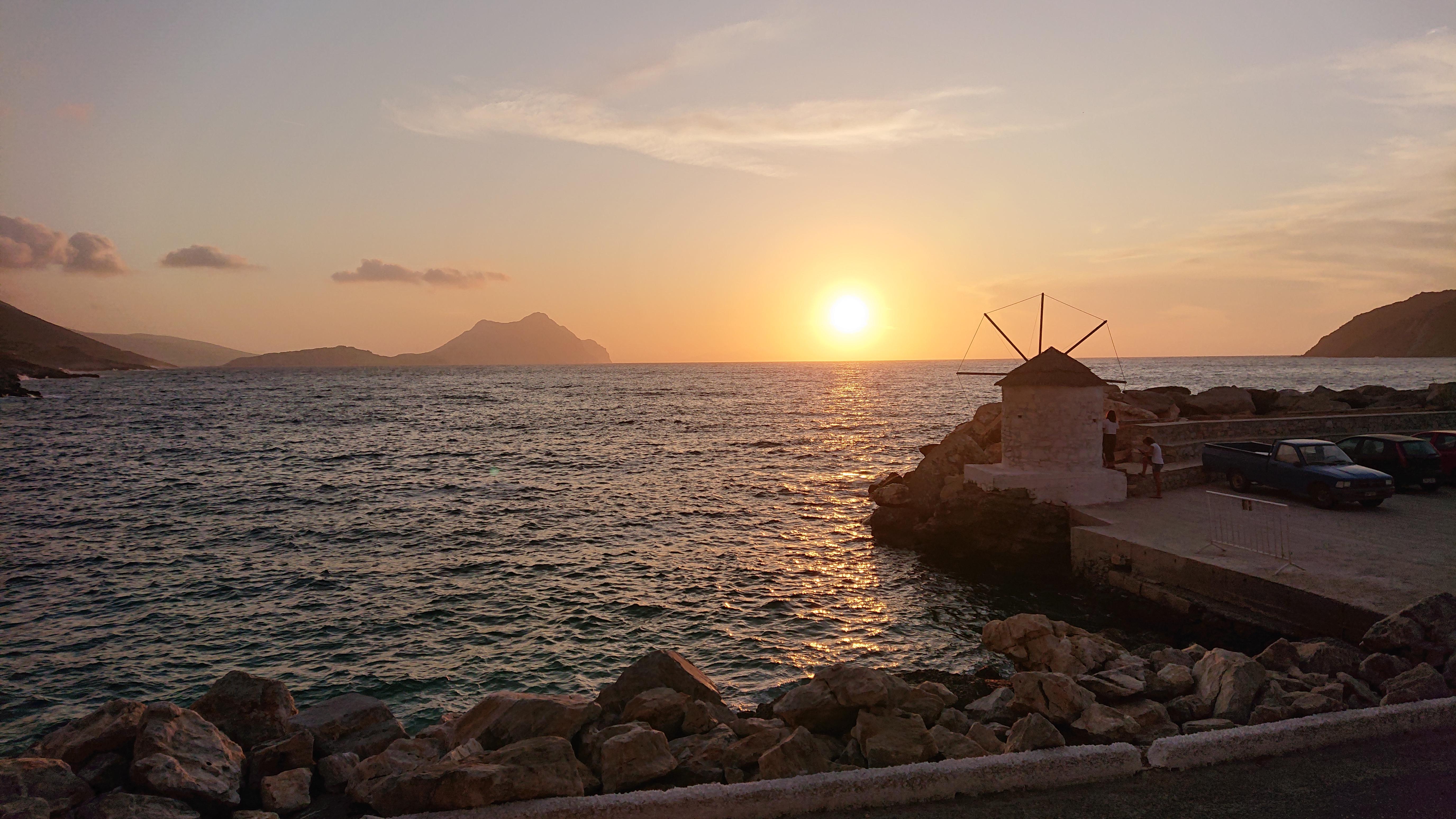 Amorgos, Aegiali