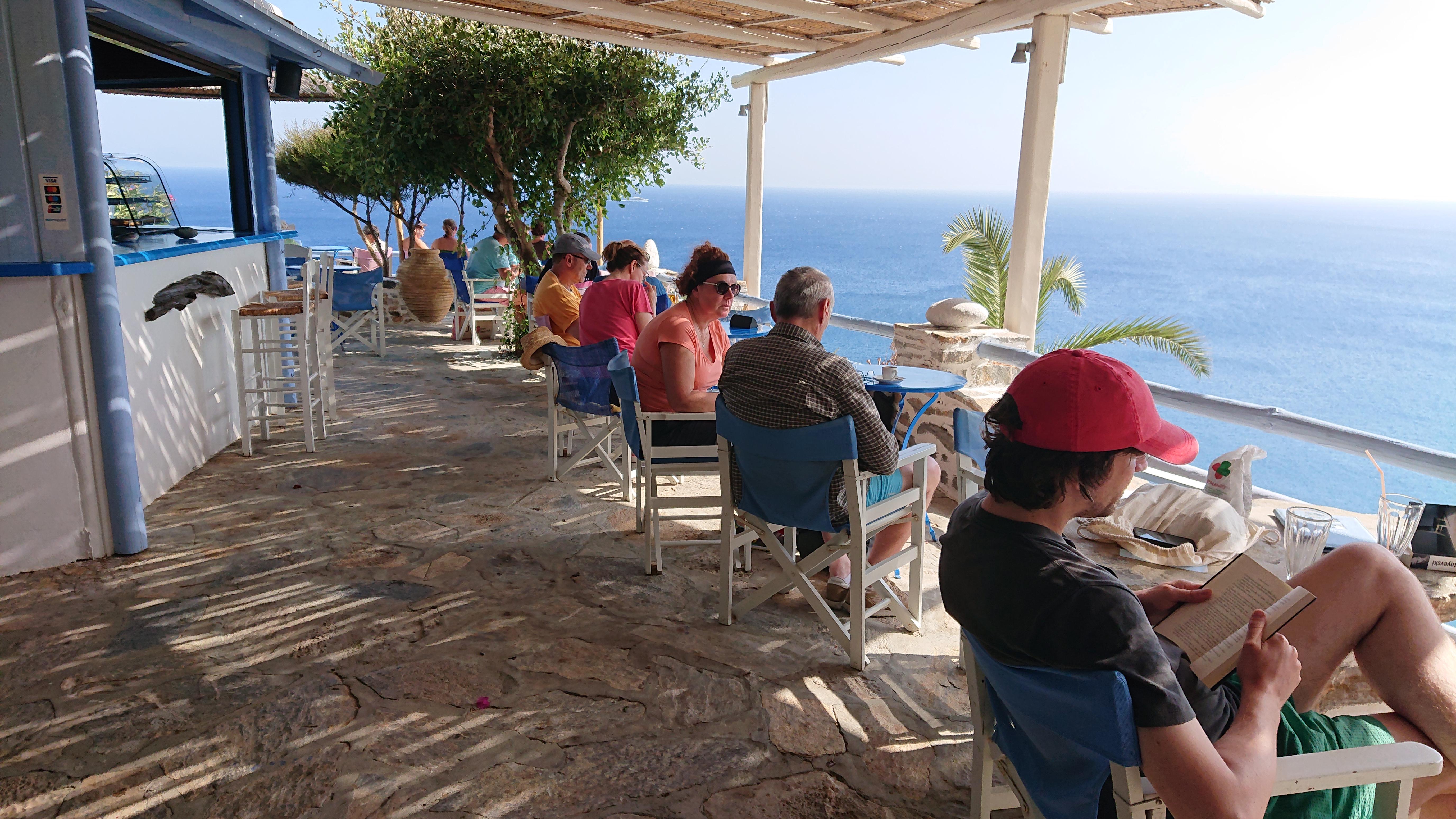 Amorgos, Mouros beach