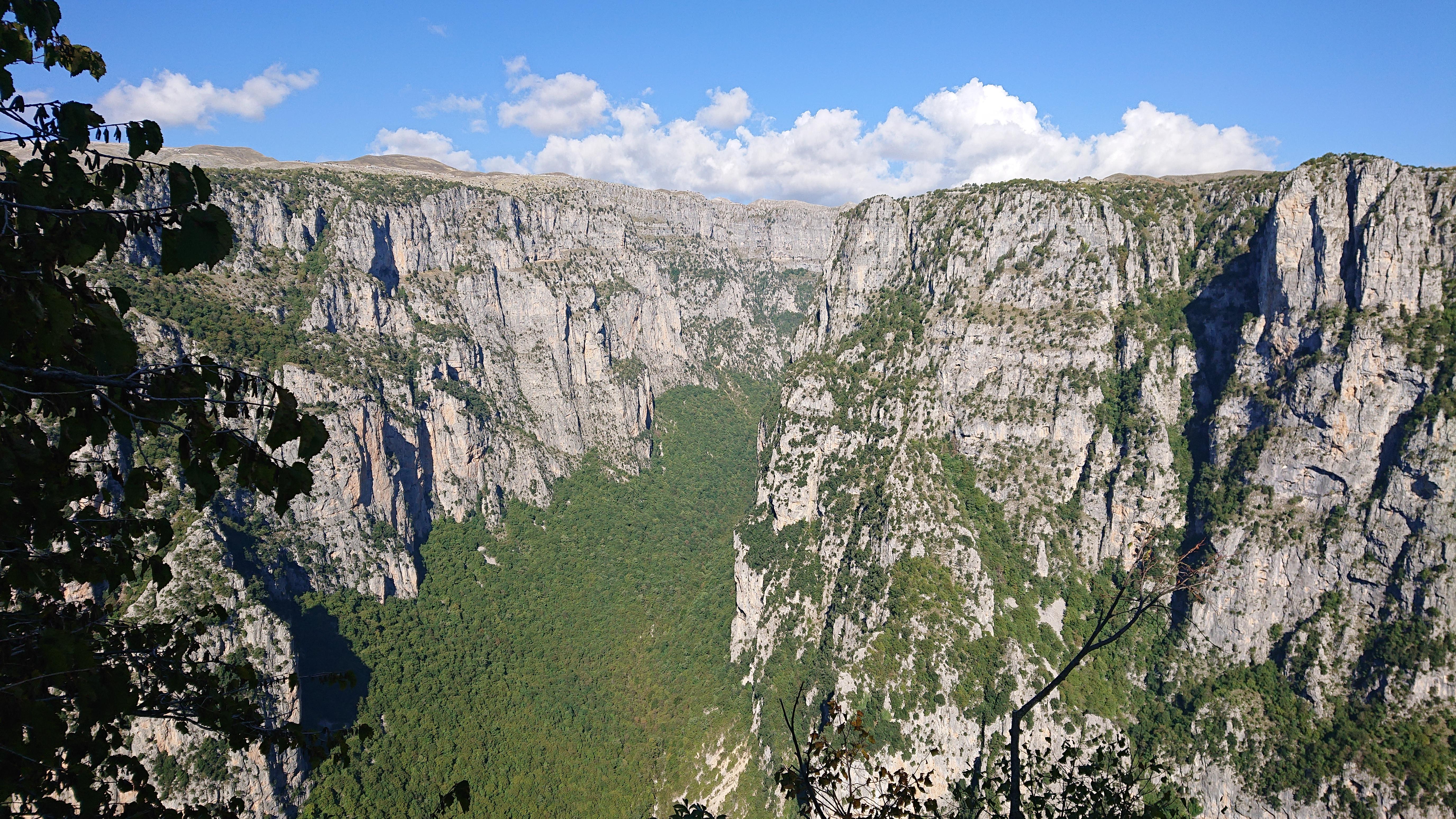 Zagori, Vikos Gorge